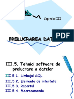 3.4.Tehnici software de prelucrare a datelor.pps