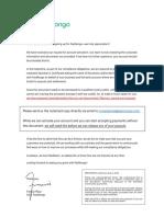 Secretary-certificate-template