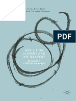 Laura Brace, Julia O'Connell Davidson - Revisiting Slavery and Antislavery_ Towards a Critical Analysis (2018, Springer International Publishing_Palgrave Macmillan)