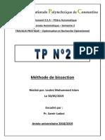 TP2 Opt Leulmi