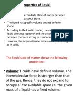 Properties-of-liquid