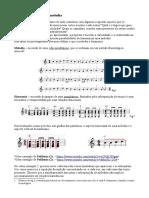 Harmonizar melodias