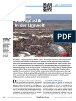 Environmental-chemistry-Microplastic-in-the-environmentMikroplastik-in-der-Umwelt-Umweltchemie2017Chemie-in-Unserer-Zeit