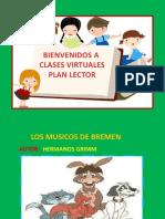 PLAN LECTOR LOS MUSICOS DE BREMEN