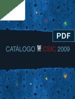 catalogoCSIC2009