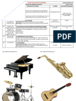 sequence musique