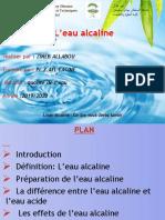 L'Eau Alcaline