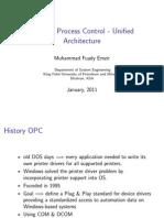 OPC UA - Introduction