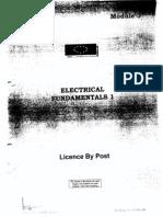 1 Electrical Fundamentals