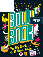 Chaudhuri, Diptakirti - Bollybook - The Big Book of Hindi Movie Trivia - Penguin Books Ltd (2014)