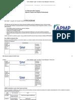 APMP Certification Program - Association of Proposal Management Professionals