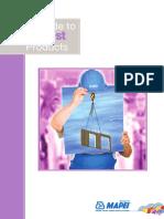 Precast Products- Handbook