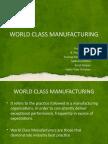 POM World Class Manufacturing