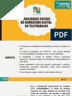 Apresentacao Congresso UFBA - Teletrabalho HS