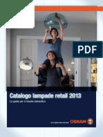 Osram - Catalogo 2013