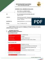 Informe 003-RDBB- Evaluacion tecnica Ccoc-hua