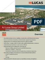 20100916 AJ LUCAS Investement Presentation
