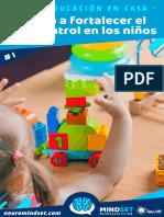 Ayuda a fortalecer el autocontrol en los niños  estudiantes- Lina Marcela Combita Merchan