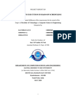Project Certificate