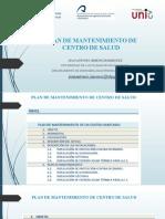 CentrosaludMantenimientoCV.pptx