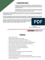 Comunicado 117 y Anexo Atencion Exp Ugel02