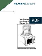 Indura AV900 - User Manual