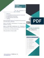 Informe del Sistema Financiero Colombiano Marzo 2020