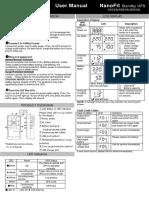 NanoFit600800_UserManual