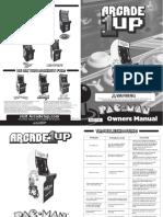 Arcade 1UP User Manual