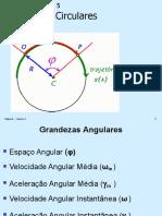 Física 1 - Cap. 5 - Movimentos Circulares.ppt