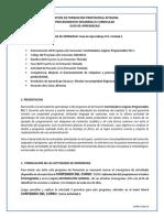 Guia de Aprendizaje PLC Unidad
