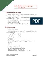 Analyse Réel Chapitre 04