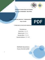 Actividad 2_PROBLEMAS DE DESICION GERENCIAL