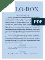 Manual Penggunaan HOLO-BOX