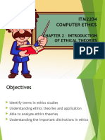 CHAPTER 2 INTRODUCTION OF ETHICAL THEORIES(1)