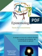 PRESENTACION DE LA EPISTEMOLOGIA