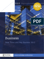 Business 2012 Uk