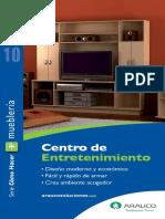 Mueble Centro de Entretenimiento
