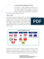 ACUERDO DE ASOCIACIÓN TRANSPACÍFICO TPP