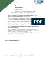 CHAPITRE 6 l'ORGANISATION COMTABLE