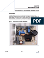 400 W FOT-controlled PFC pre-regulator with the L6562A.pdf