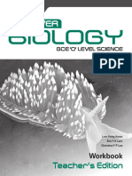 Discover Biology GCE 'O' Level Science 2E Workbook (Teacher's Edn)