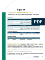 PI021_M1_Sage ERP X3 - Steering Committee no.1 Sign-off_v7.00