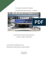 Relatório de Estágio supervisionadp II