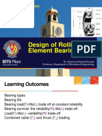 7a-Design of Rolling Bearings