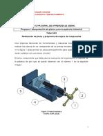 actividad # 3 interpretacion de planos para maquinaria industrial