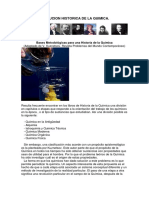 EVOLUCIÓN HISTÓRICA DE LA QUÍMICA. CASSIA-NI