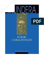Kundera, Milan - Iubiri caraghioase v0.9 FRI