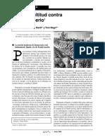 Negri, A. y Hardt, M. La Multitud Contra El Imperio (2002)