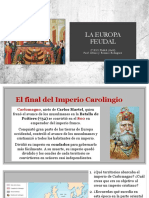 2. EL IMPERIO CAROLINGIO Y EL FEUDALISMO